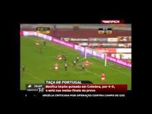 Taça de Portugal, Académica 0-4 SL Benfica